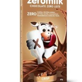 Zeromilk Crisp – 80g (Genevy)
