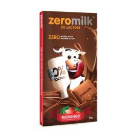 Zeromilk Morango – 80g (Genevy)