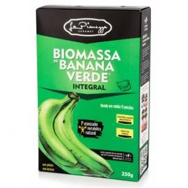 Biomassa de banana verde 250g (La Pianezza)