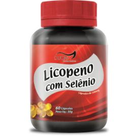 Licopeno com Selênio 60cps (Duom)