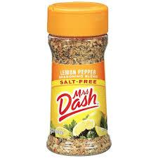 Mrs. Dash – Lemon Pepper 71g (Mrs. Dash)