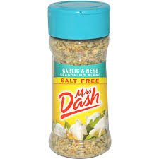 Mrs. Dash – Garlig & Herb/ Alho e Ervas 71g (Mrs. Dash)