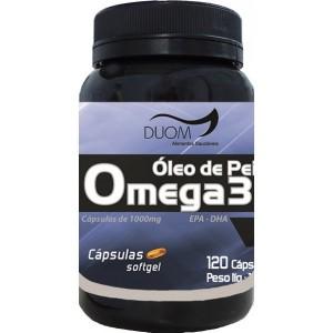 Omega 3 Oleo de Peixe 120cps