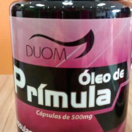 Óleo de Primula 500mg – 120Caps (Duom)