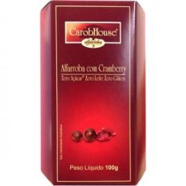 Alfarroba com cranberry 100g (Carob House)
