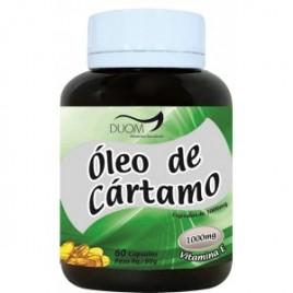 Óleo de Cártamo 60cps (Duom)