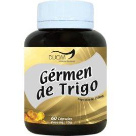 Gérmen de Trigo 60cps (Duom)