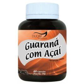 Guaraná com Açaí 60cps (Duom)