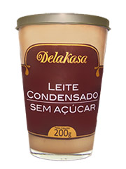 Leite condensado Diet 200g (Delakasa)
