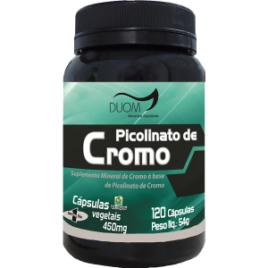 Picolinato de Cromo 120cps (Duom)