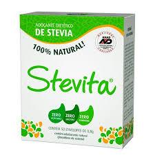 Adoçante dietético de stevia...