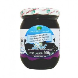 Geleia de Jabuticaba Diet  200g (Doces São Lourenço)