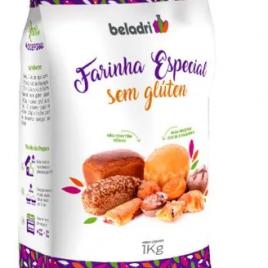 Farinha Especial sem Glúten 1kg...