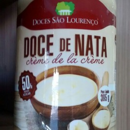 Doce de Nata 395g (Doces São Lourenço)