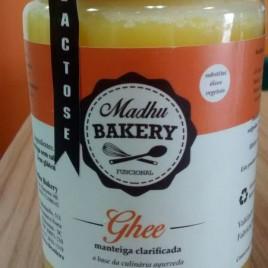 Manteiga Clarificada Ghee – 300ml  (Madhu Bakery)
