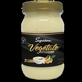 Vegetale Maionese Vegetal 250g (Super Bom)