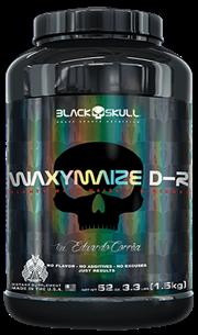 WAXYMAIZE D-R 1.5 kg ( BLACK SKULL)