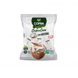 Chips de Coco sabor Natural 20g (Copra)