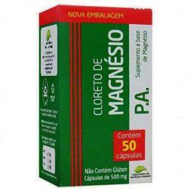 Cloreto de Magnésio P.A. 100cps (Medicina Natural)