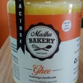 Manteiga Clarificada Ghee – 500ml (Madhu Bakery)
