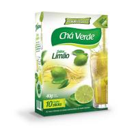 Tisana Chá Verde sabor Limão 10stick (Maxinutri)
