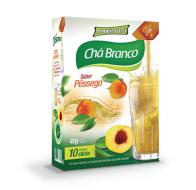 Tisana Chá Branco sabor Pêssego 10stick (Maxinutri)