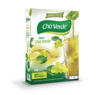 Tisana Chá Verde sabor Uva verde 10stick (Maxinutri)