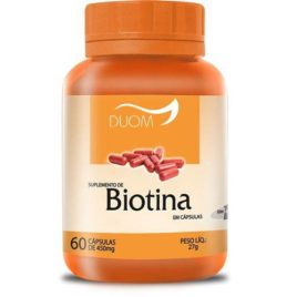 Biotina – 60cps (Duom)