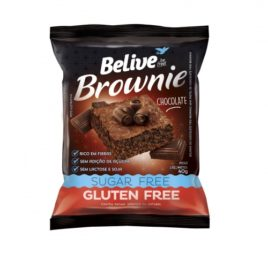Brownie de Chocolate – 40g (Belive)