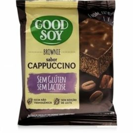 Brownie de Cappuccino – 40g (Good Soy)