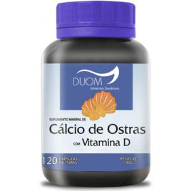 Cálcio de Ostra – 120cps (Duom)