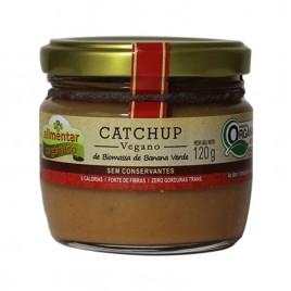 Catchup Vegano – 120g (Alimentar Orgânico)