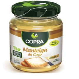 Manteiga de Coco-200 ML(Copra)