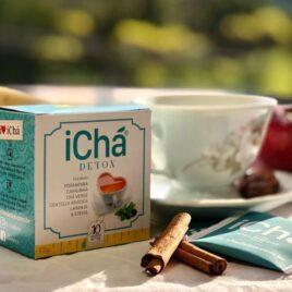 Chá Detox Ichá-10 Sachês