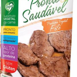Proteina Vegetal Condimentada Filé...