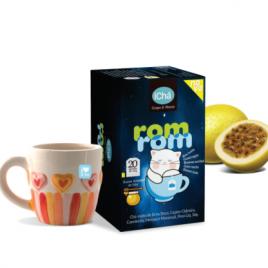 Chá Rom Rom-20 Sachês