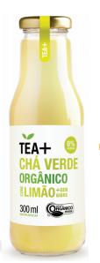 Suco chá verde Orgânico -300ml