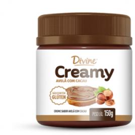 Divine Creamy Avelã com Cacau...