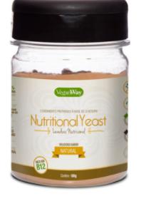 Nutritional Yeast Natural em pó...