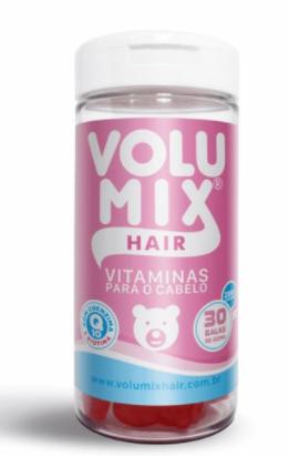 Volumix Hair Vitaminas Para Cabelos...