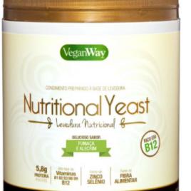 Nutritional Yeast Em Pó Fumaça...