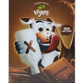 CHOCOLATE ZEROMILK PURO SEM LACTOSE