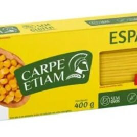 Espaguete Zero Glúten Milho 400g...