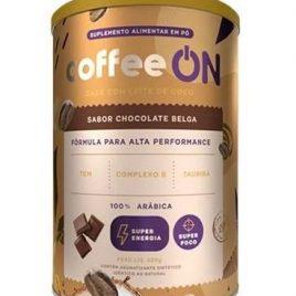 Coffee On Chocolate Belga 220g