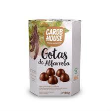 Gotas de Alfarroba 80g (Carob House)