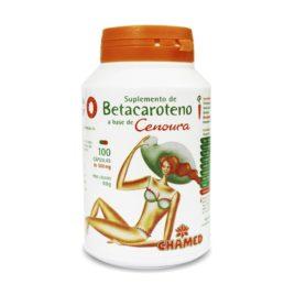 Betacaroteno – 100cps (Chamed)