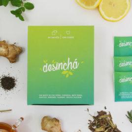 Desinchá – 60 sachês