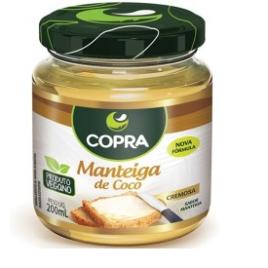 Manteiga de Coco-200 ML(Copra)