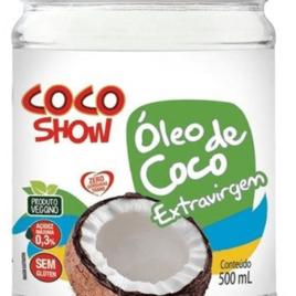 Óleo de Coco Extravirgem-500 ml...