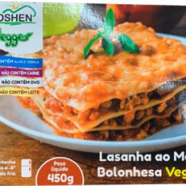 LASANHA AO MOLHO BOLONHESA...